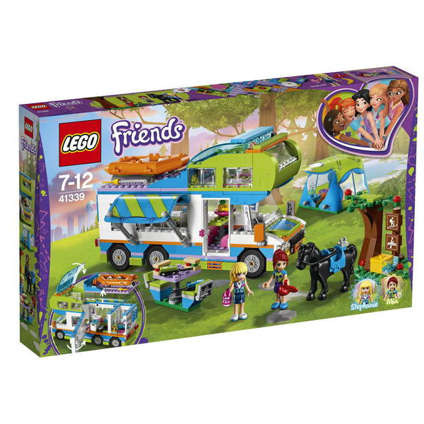 Конструктор LEGO FRIENDS Дом на колёсах